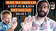La verdadera razón por la que debemos mantener a nuestros hijos fuera de las redes sociales