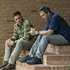 Marc Menchaca and Ben Mendelsohn in The Outsider (2020)