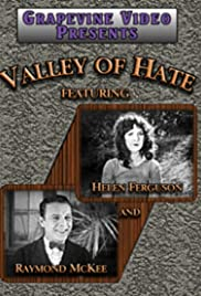 Valley of Hate Poster