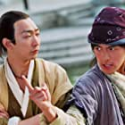 Sam Lee and Ge Hu in Chinese Paladin (2005)