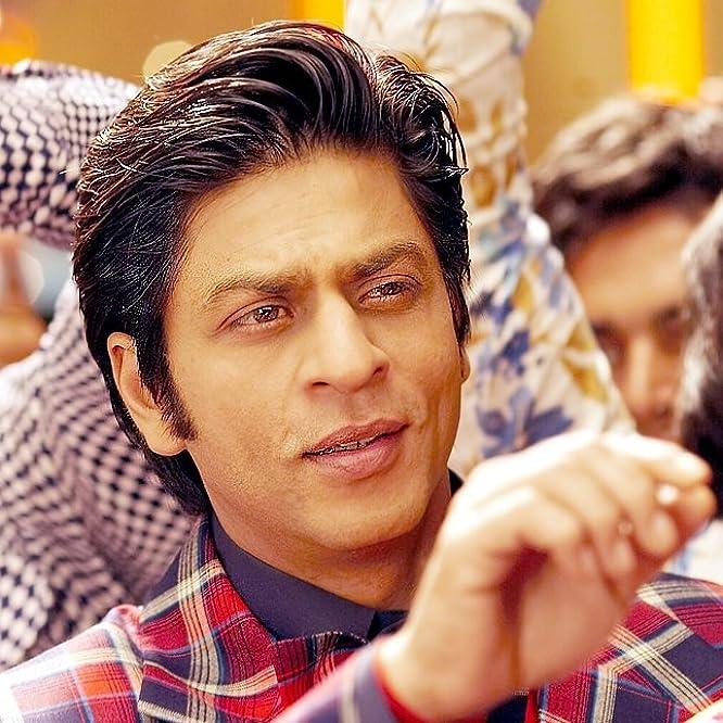 Shah Rukh Khan in Om Shanti Om (2007)