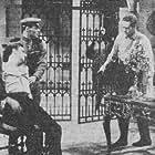 Patrick McGoohan and Alan Badel in The Prisoner (1963)