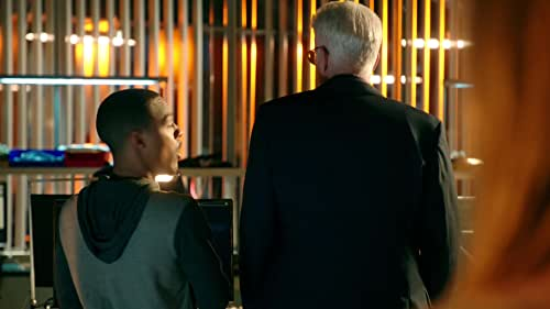 Csi: Cyber: Even Though They've Never Met