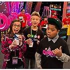 Madisyn Shipman, Benjamin Flores Jr., and Thomas Kuc in Game Shakers (2015)