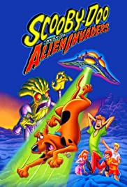Scooby-Doo and the Alien Invaders Poster