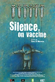 Silence on Vaccine Poster