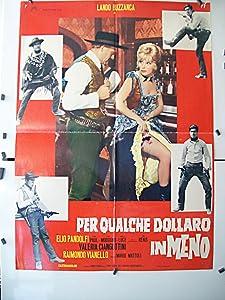 The movie downloads Per qualche dollaro in meno by Giorgio Ferroni [4k]