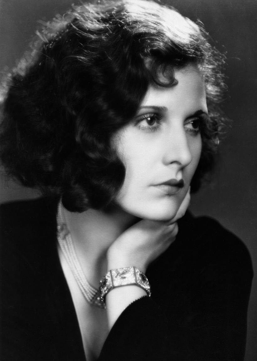 Evelyn Brent in Framed (1930)