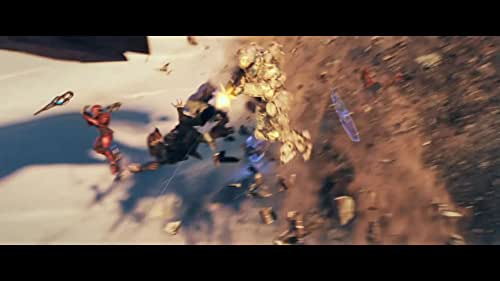 Halo 5: Guardians: Official Gameplay Trailer