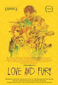Love and Fury (2021) Poster - Movie Forum, Cast, Reviews