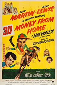 Money from Home (1953) Poster - Movie Forum, Cast, Reviews