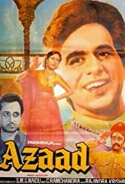Azaad Poster