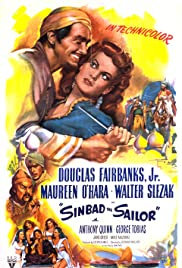 Sinbad, the Sailor Poster