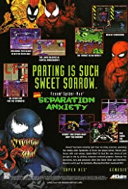spiderman seperation anxiety