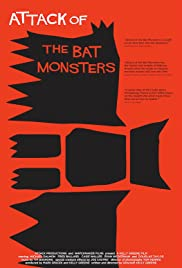 Attack of the Bat Monsters Poster