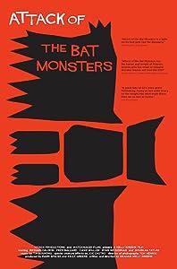 Attack of the Bat Monsters Paul Urkijo Alijo
