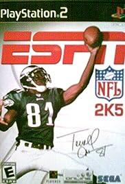 ESPN NFL 2K5 Poster