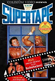 WWF Supertape Vol. 1 Poster