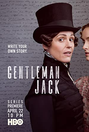 View Gentleman Jack - Season 1 TV Series poster on SoapGate
