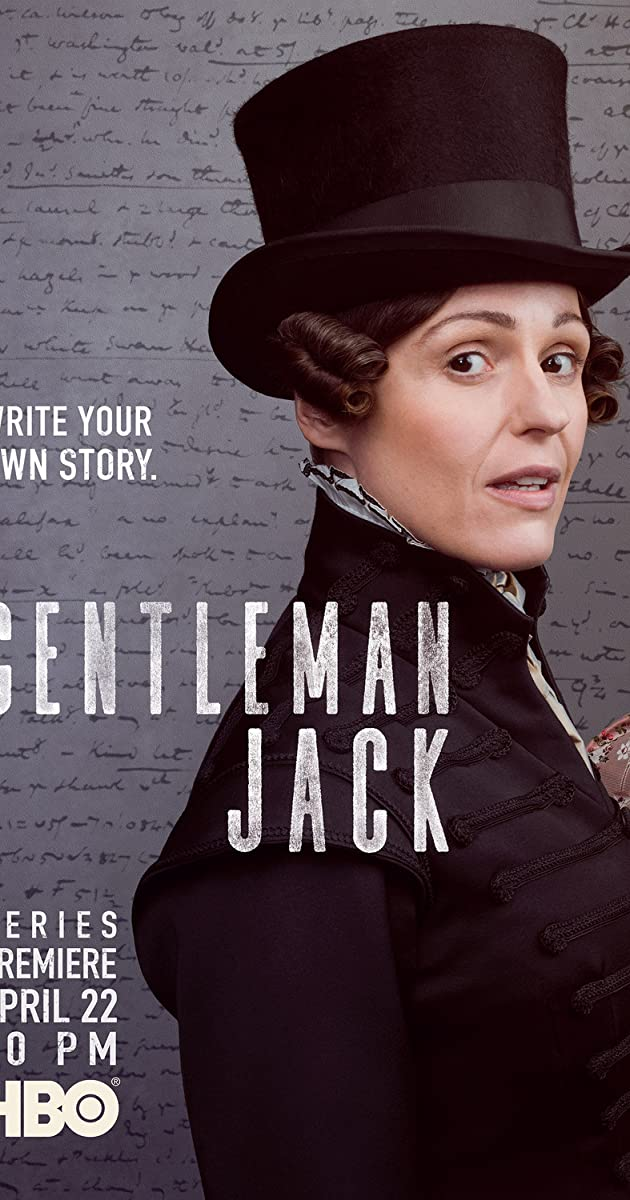 Download Gentleman Jack or watch streaming online complete episodes of  Season 2 in HD 720p 1080p using torrent
