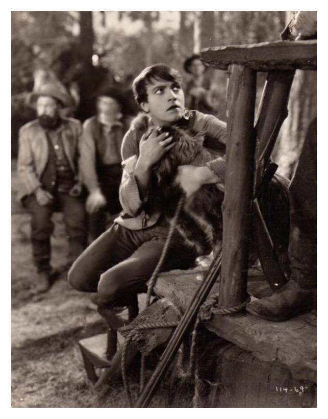 Richard Barthelmess in The Little Shepherd of Kingdom Come (1928)