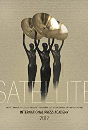 The 17th Annual Satellite Awards Poster