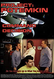Project Potemkin: Command Decision Poster