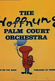 The Hoffnung Palm Court Orchestra Poster