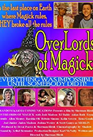 Overlords of Magick Poster