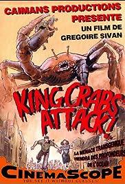 King Crab Attack Poster