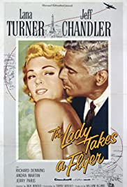 The Lady Takes a Flyer(1958) Poster - Movie Forum, Cast, Reviews