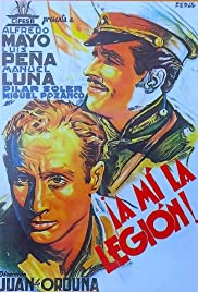 ¡A mí la legión! (1942) with English Subtitles on DVD on DVD