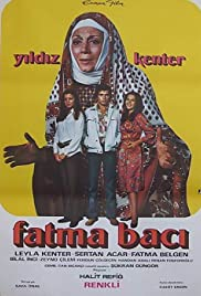 Fatma baci Poster