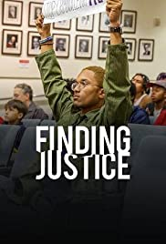 Finding Justice Poster