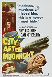 City After Midnight Poster