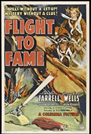 Flight to Fame Poster