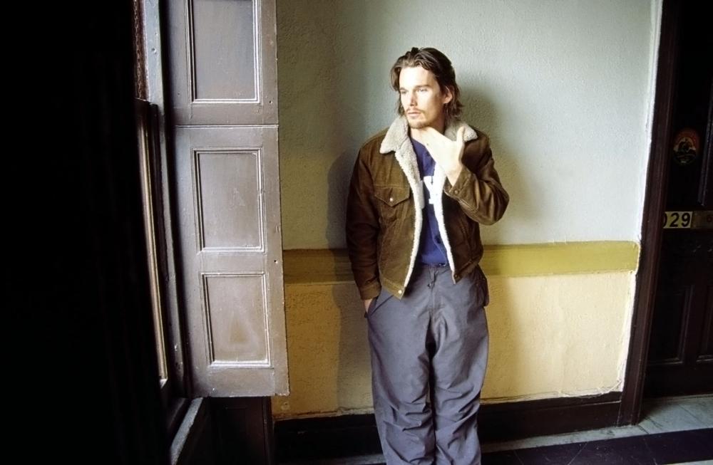 Ethan Hawke in Chelsea on the Rocks (2008)