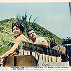 Ziva Rodann and William Wellman Jr. in Macumba Love (1960)
