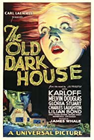 Boris Karloff in The Old Dark House (1932)