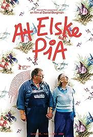 At elske Pia Poster