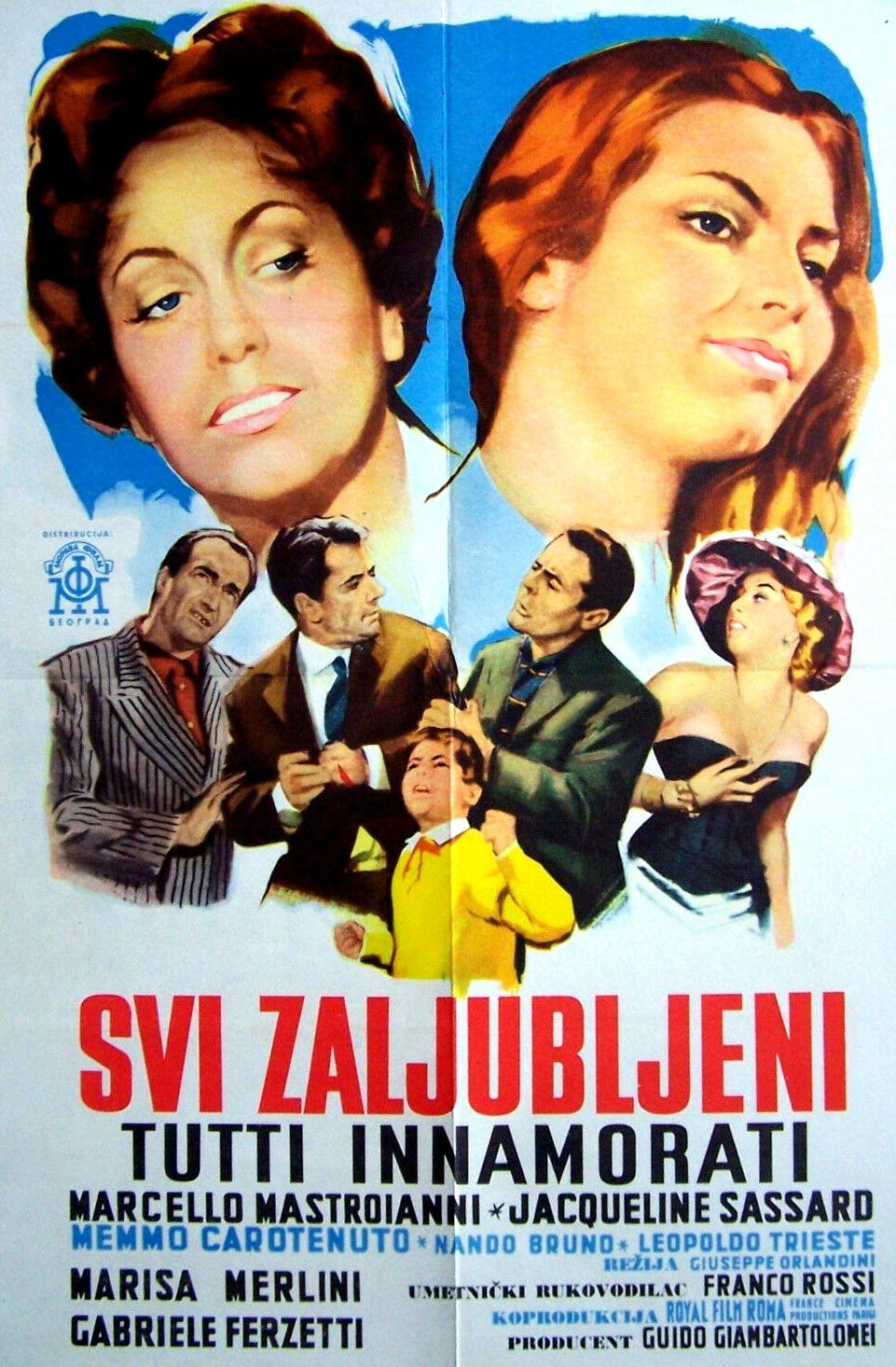 Tutti innamorati (1959)