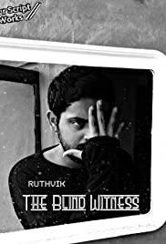The Blind Witness Poster