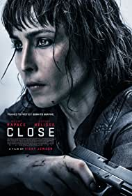 Noomi Rapace in Close (2019)