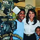 """Behind the scenes of the Feature Film; """"A Little Problem"""" Starring Charyse Monet & These Very Talented Youngsters! Who Says Never Work With Kids And Animals (·, ·)"""