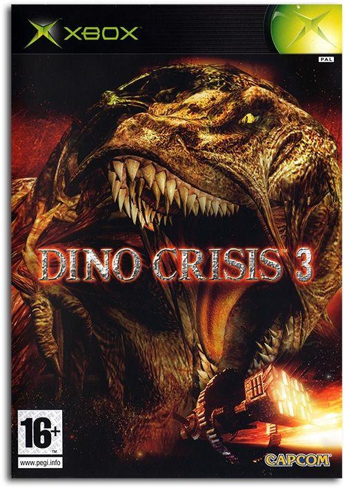 Dino Crisis 3 (2003)