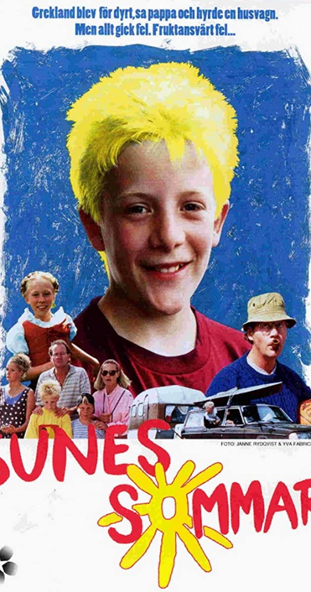 Sunes Sommar 1993 Full Cast Crew Imdb