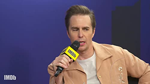 Sam Rockwell on Playing Dim in 'Three Billboards'