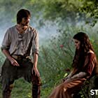 Charlotte Riley and Tom Weston-Jones in World Without End (2012)