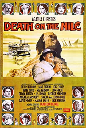 Death on the Nile Poster Image