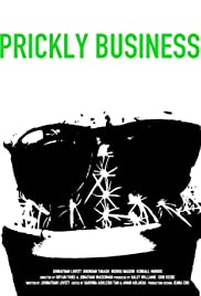 Prickly Business Poster